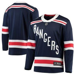 Men's New York Rangers 2018 winter classic jersey